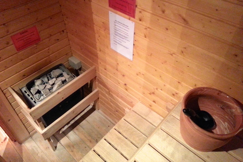 Sauna-Log-Homes